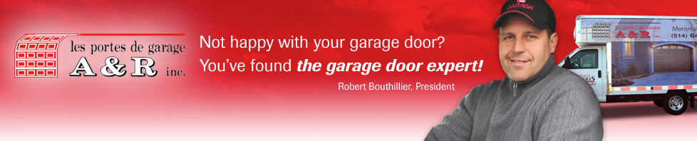 You've found the garage door expert!